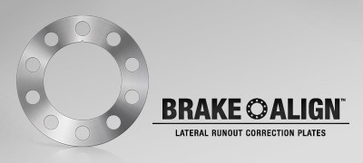 BRAKE ALIGN - LATERAL RUNOUT CORRECTION PLATES