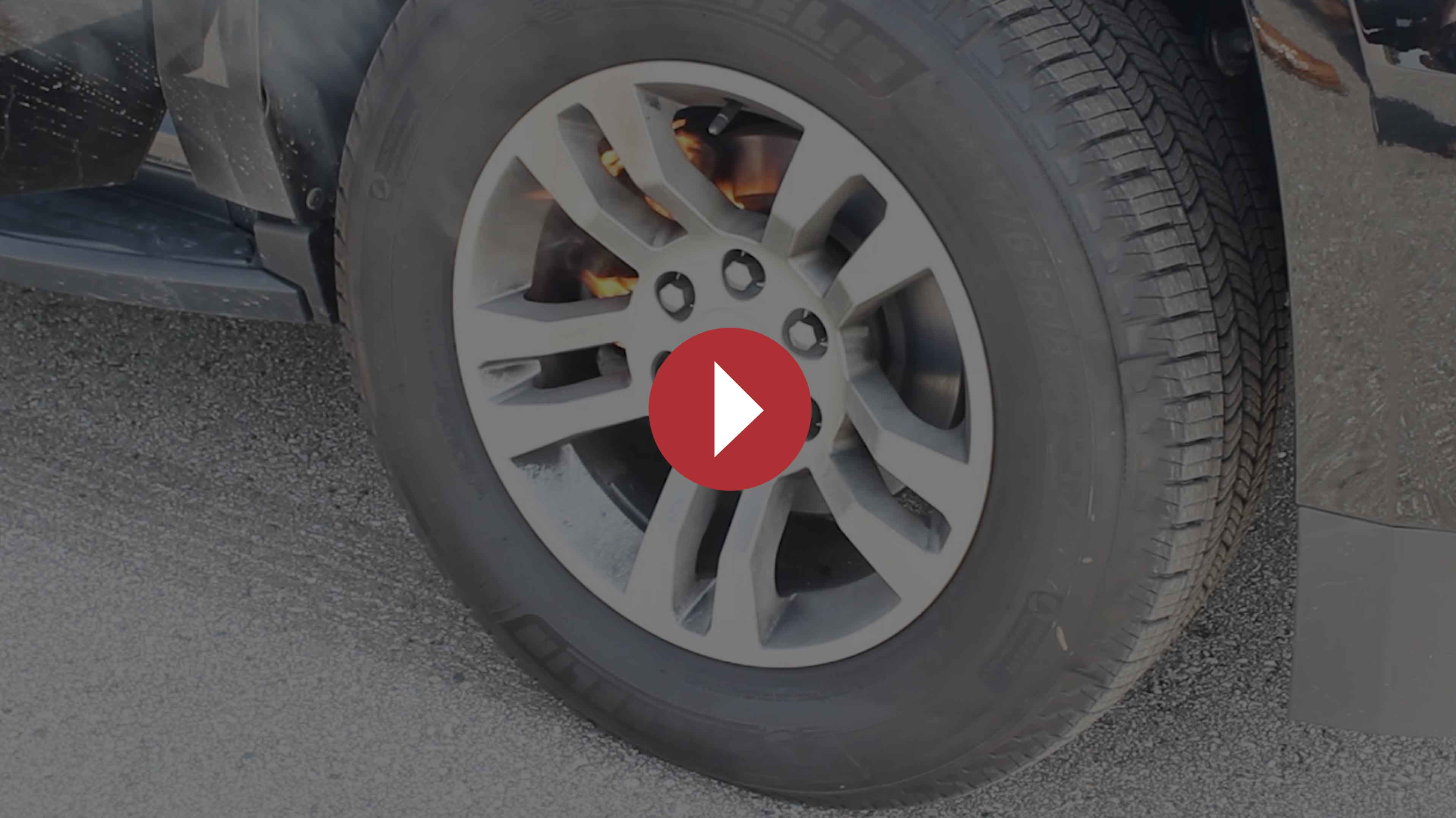NEW TEST REVEALS – Aftermarket brakes on fire!